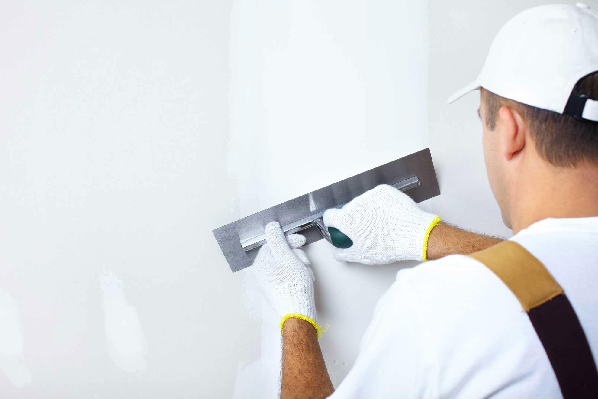 Перечень работ по ремонту, отделке стен в москве и области.