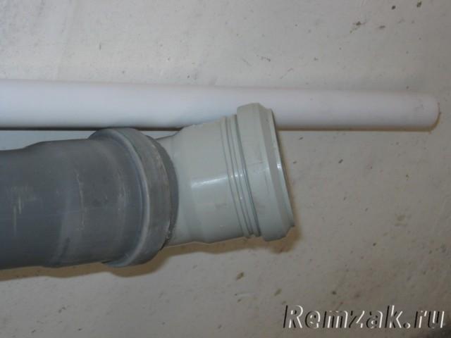 Водопровод в старый дом