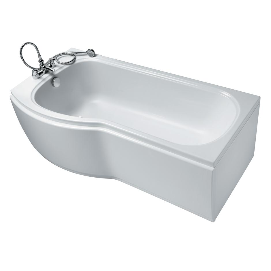 монтаж ванной