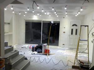 Замена электрики в квартире под ключ